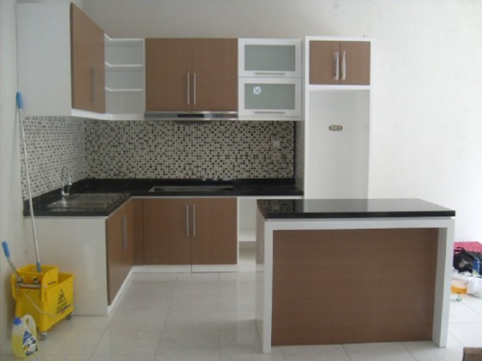 Harga Kitchen Set Sederhana