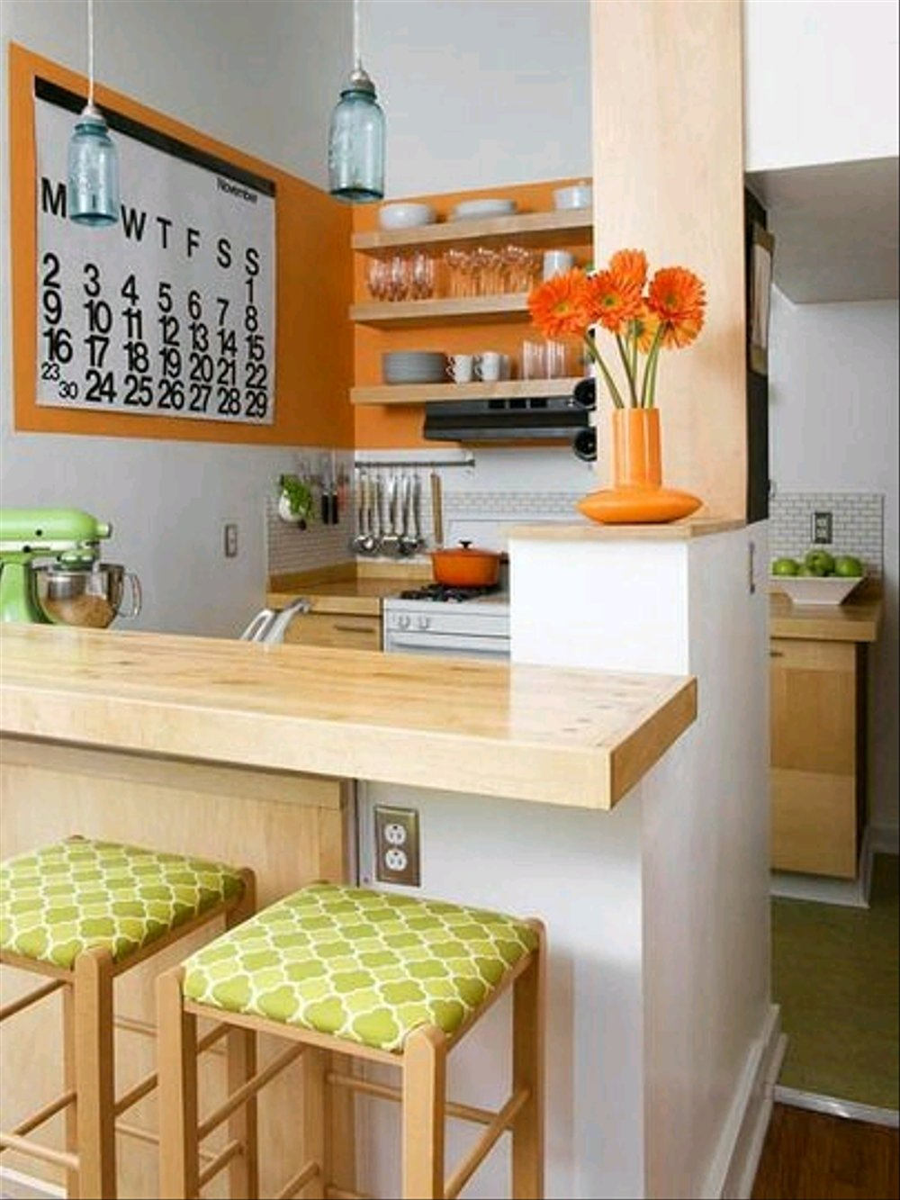 Kitchen Set Minimalis Mini Bar