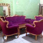Kursi tamu sofa mewah harga murah