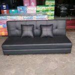 Sofa bed kursi tamu busa reclining BARU