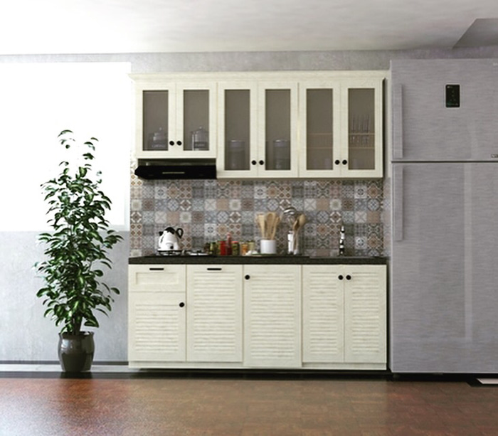 Kitchen Set Aluminium Model Terbaru