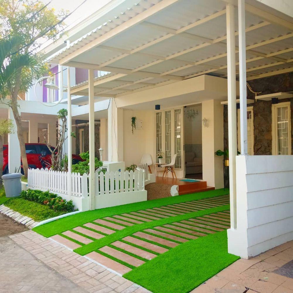 60 Model Teras Rumah Minimalis Cantik Sederhana