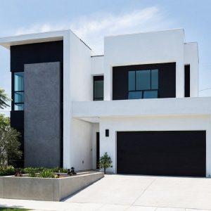 2. rumah minimalis 2 lantai