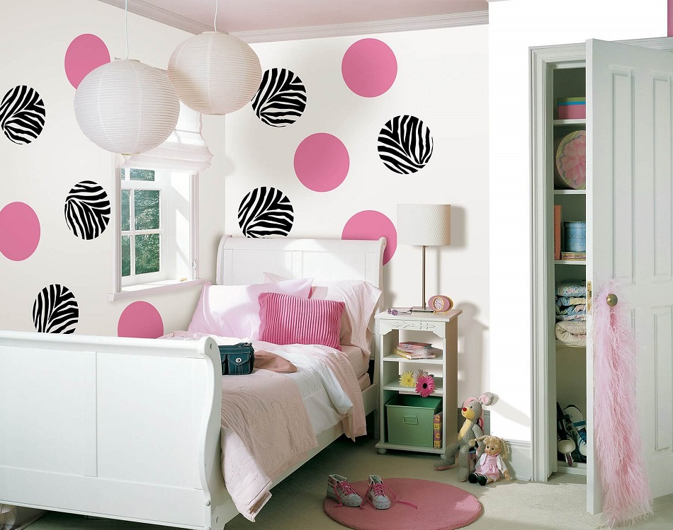 Unique wall sticker decoration