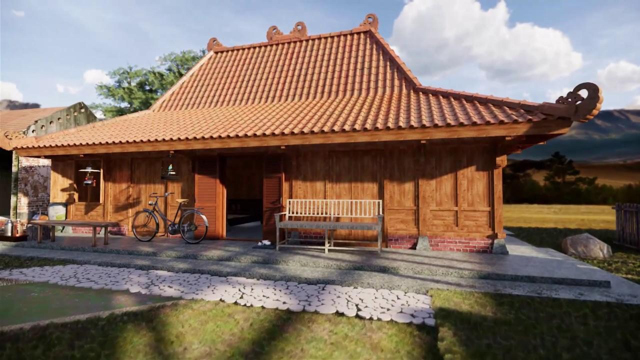 Biaya Jasa Bangun Rumah Joglo & Kayu Modern di Bandung, Jawa Barat Terlaris